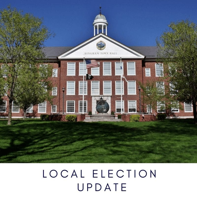 ELECTION UPDATE