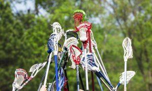 Girls Lacrosse - Varsity vs Notre Dame Academy @ Hingham High School