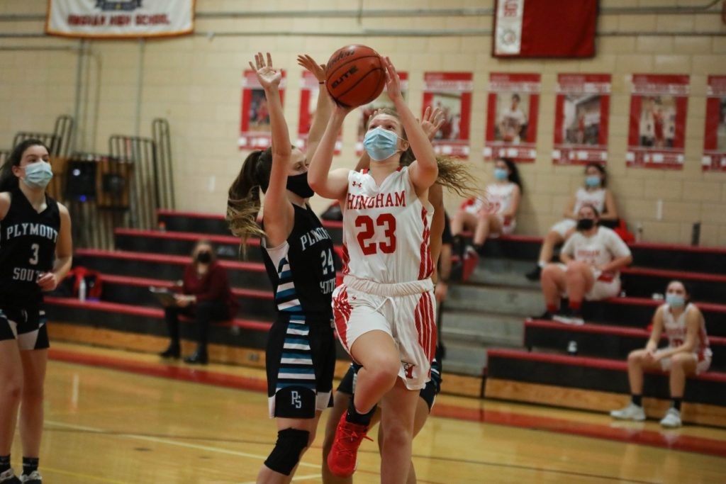 Junior Kathryn Wilson also scored her first points.