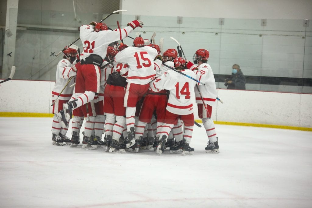 Hingham is moving on to the semis.