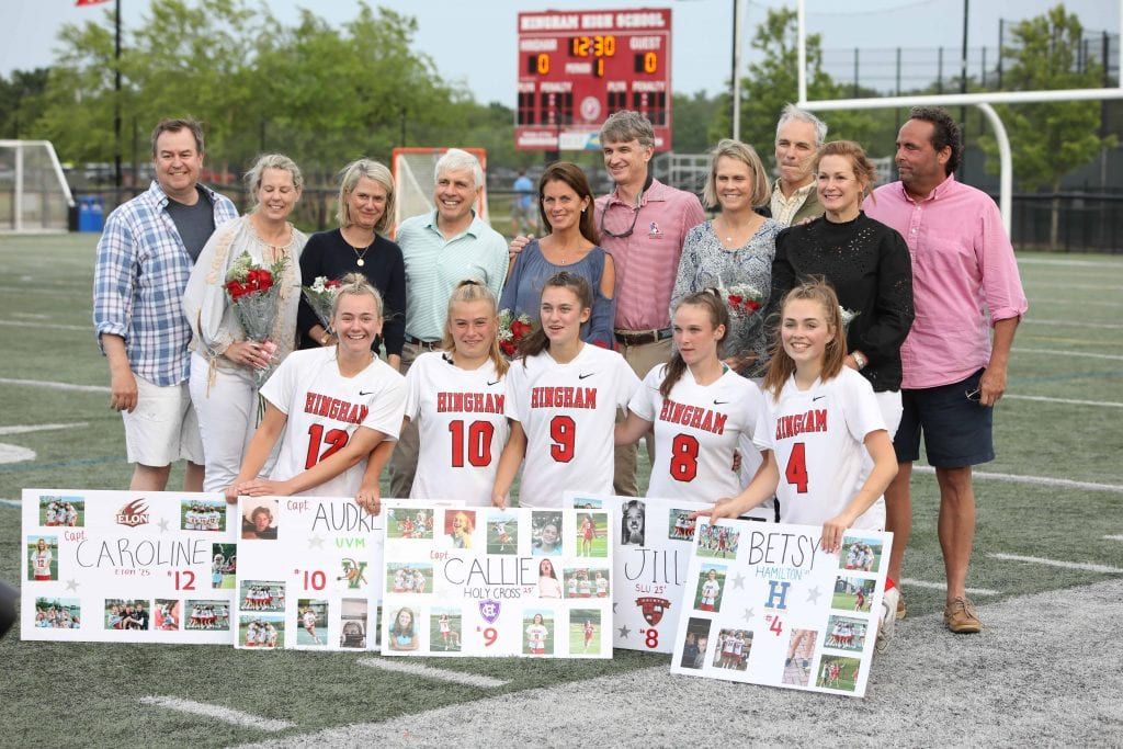 Congrats to the seniors and their families