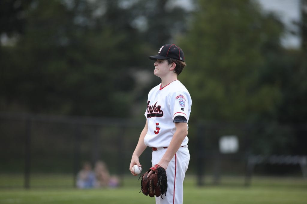Dan Nichols pitched an outstanding game.