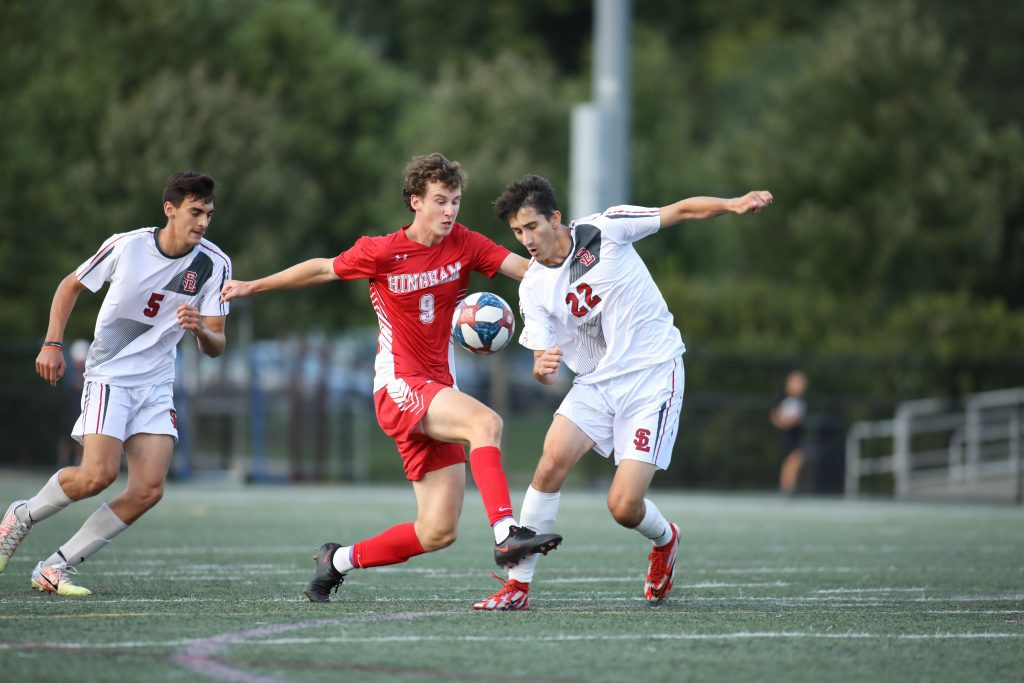 Junior Aidan Brazel, one of many returning players looking to continue the program's success.