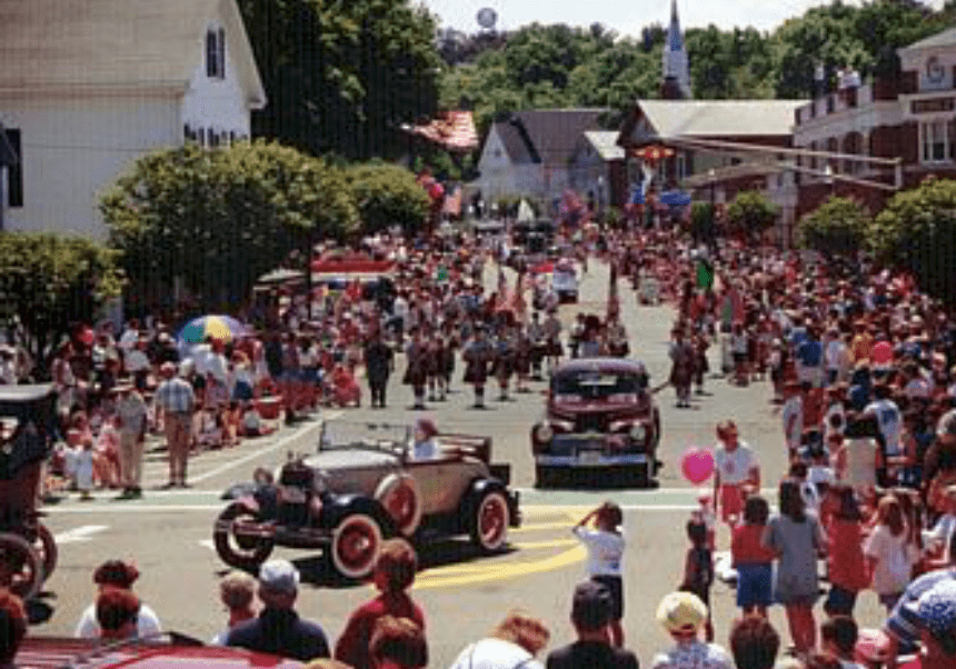Photo courtesy of the Hingham 4th of July Parade Committee