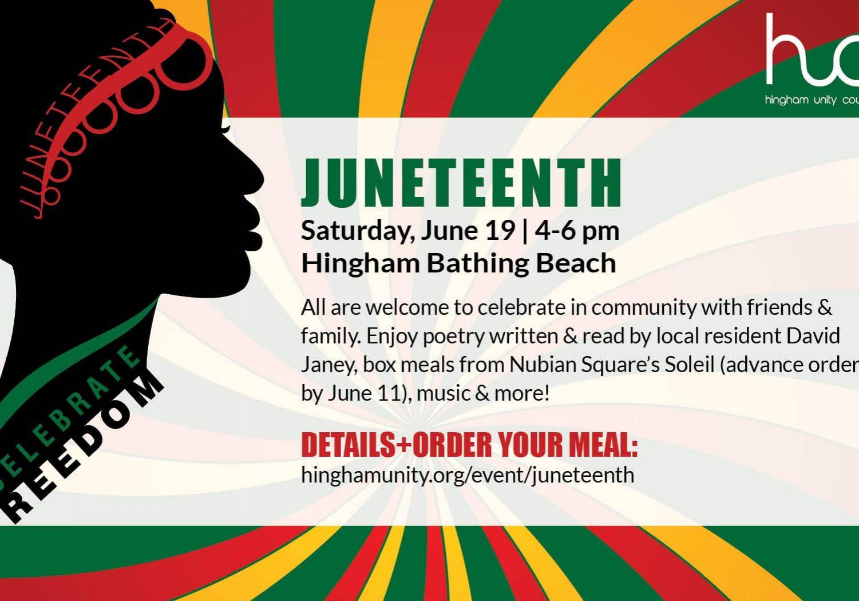 juneteenth poster- social media