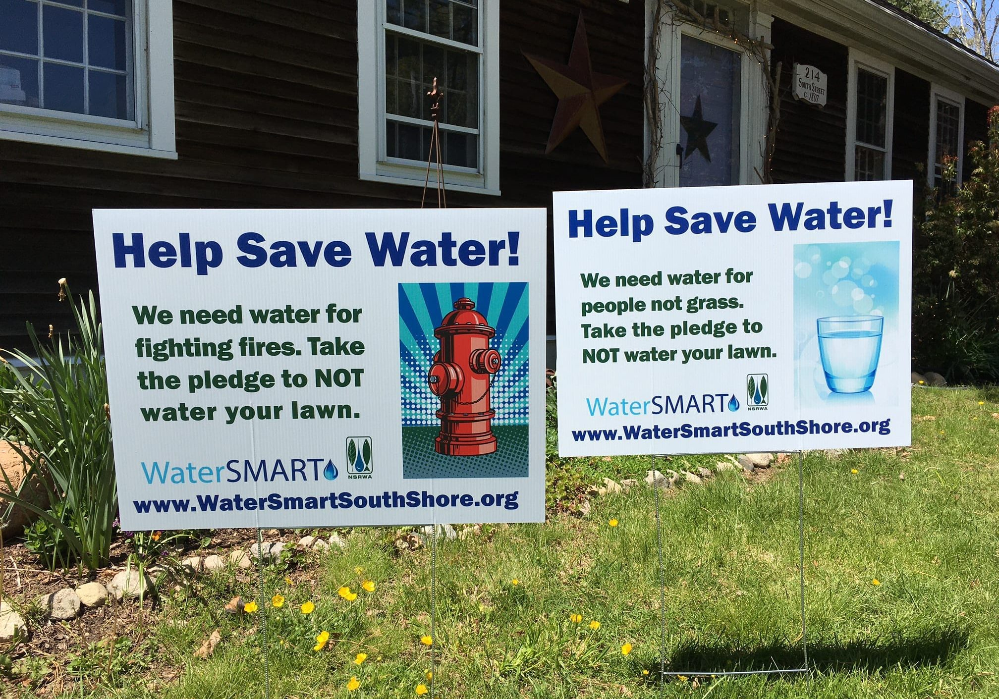 Photo courtesy of Weir River Watershed Association